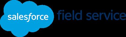 Salesforce Field Service logo