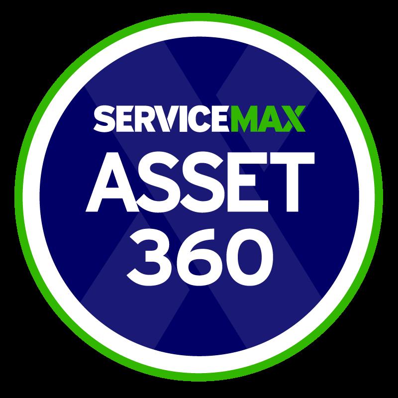 ServiceMax Asset 360 logo