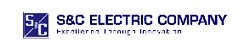 S & C Electric logo logo