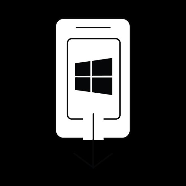 Windows download icon