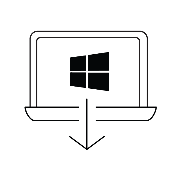 window download icon