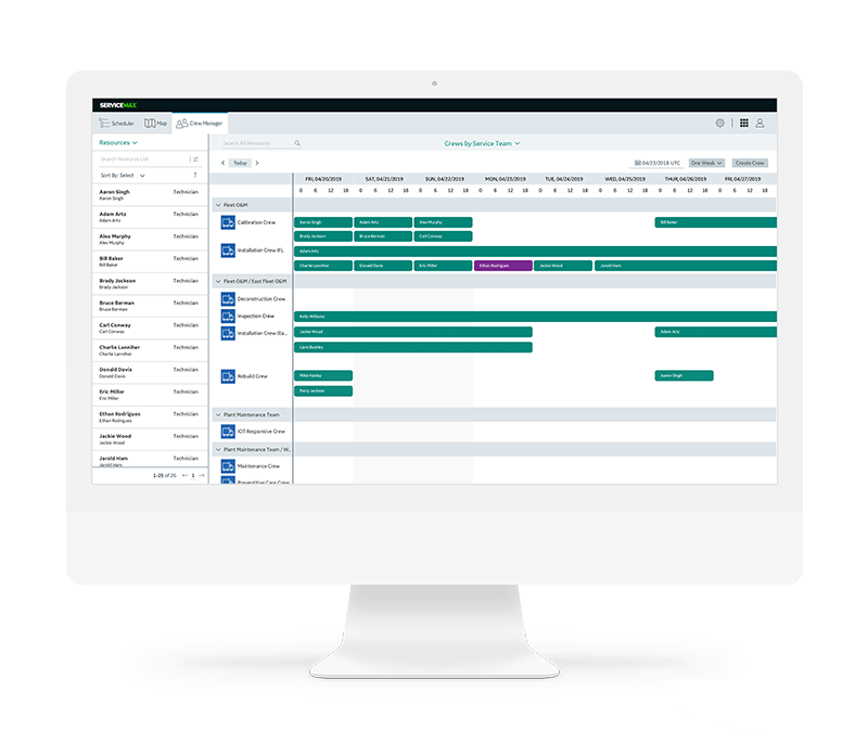 Complex Jobs Management Software - Simple Solution for