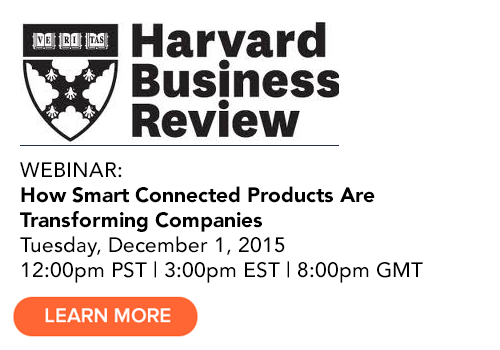 Webinar: How Smart Connected Products Are Transforming Companies